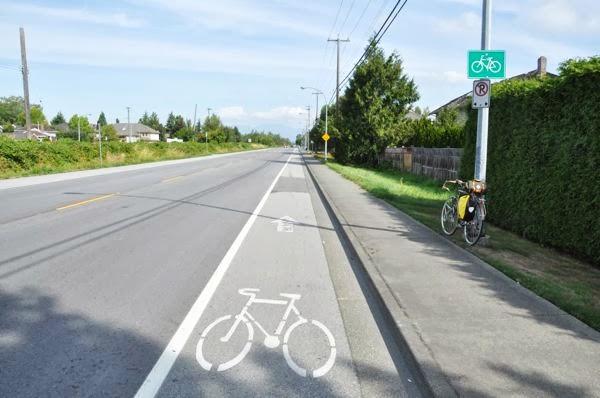 Bike Lane Vancouver
