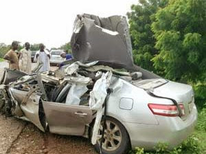 Too Bad! Son of Deputy Governor of Kebbi State Dies in Car Crash...(See Photo)