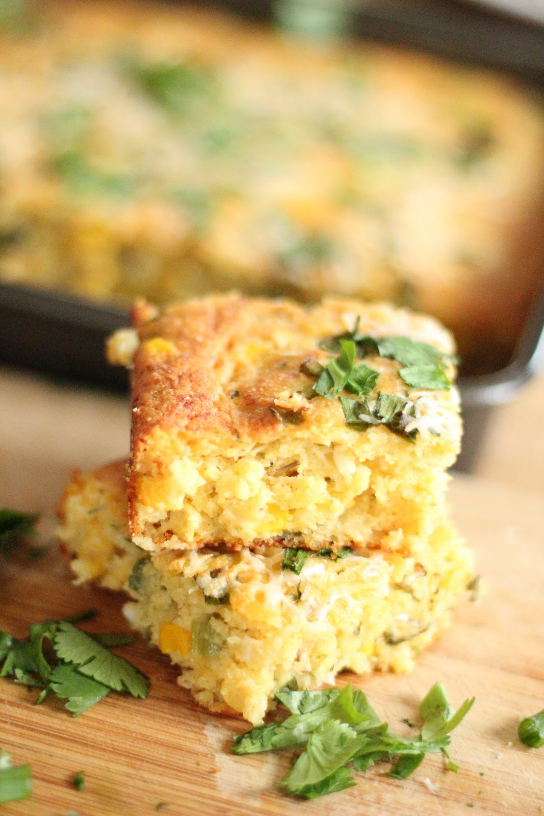 Jalapeno and Cheese Corn Bread   Eat Good 4 Life