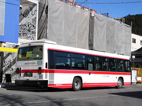 大井川鉄道 路線バス ・718 リア