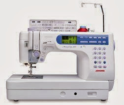 Janome Memory Craft Sewing Machine 6500P