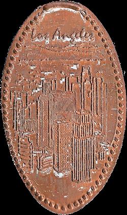 LA penny