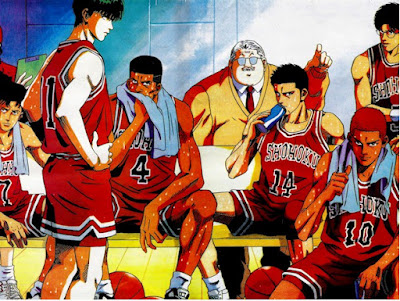 Slam Dunk Subtitle Indonesia