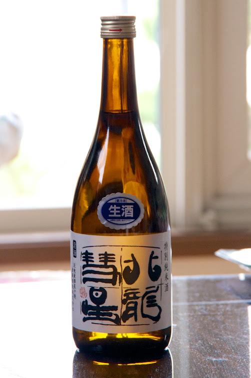 特別純米酒・北竜彗星