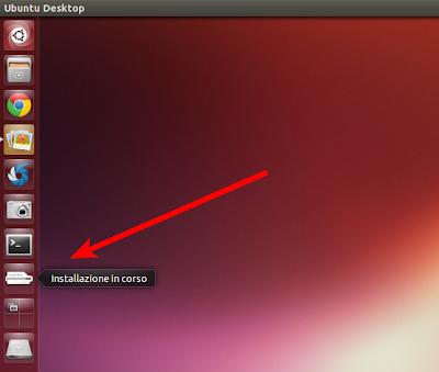 Ubuntu 13.04 - installazione applicazione