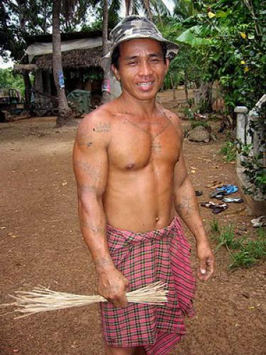 Yantra Magical Tattoos Of Cambodia