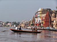 Sveto mesto Varanasi