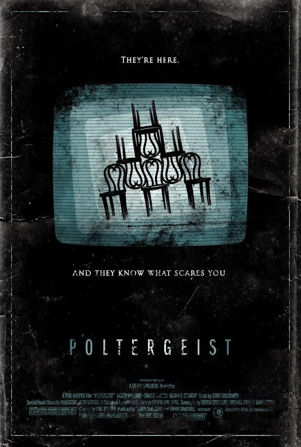 Scariest Movies - Poltergeist
