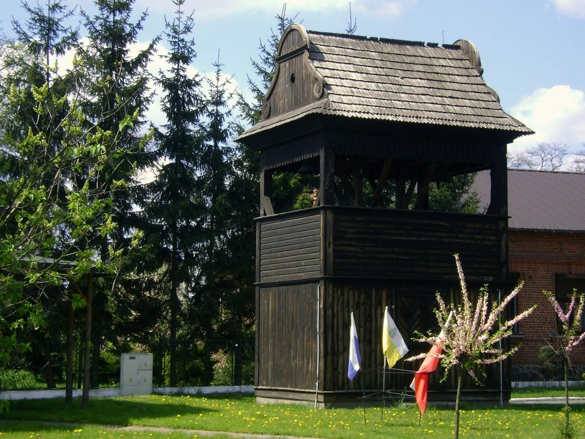 dzwonnica, Grzegorzew