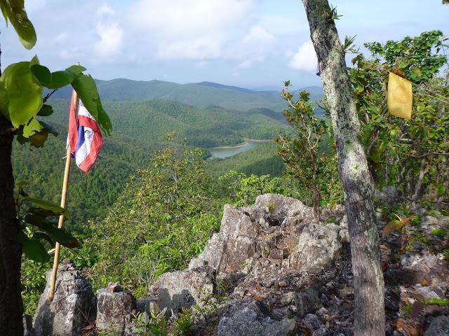 Mae Phrik Reservoir