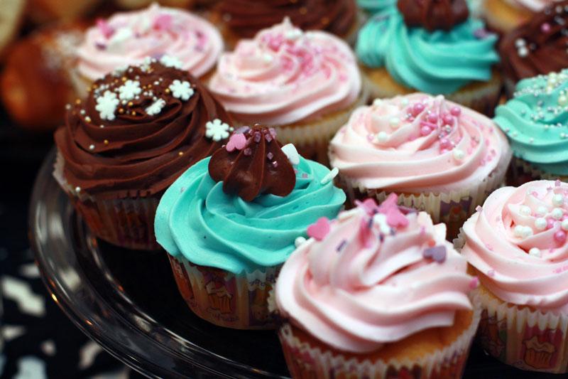 fina cupcakes recept