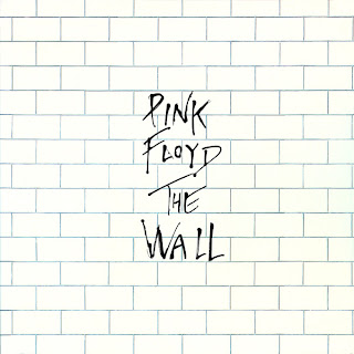 Pink Floyd - The Wall album cover