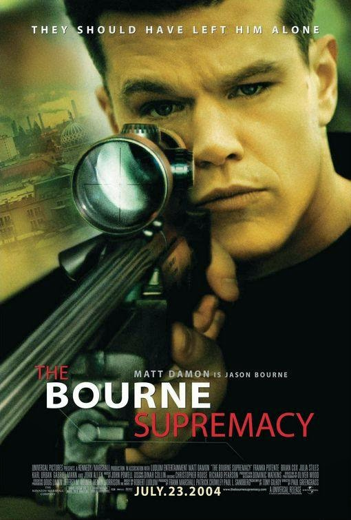 Poster Of The Bourne Supremacy (2004) Full Movie Hindi Dubbed Free Download Watch Online At alldownloads4u.com