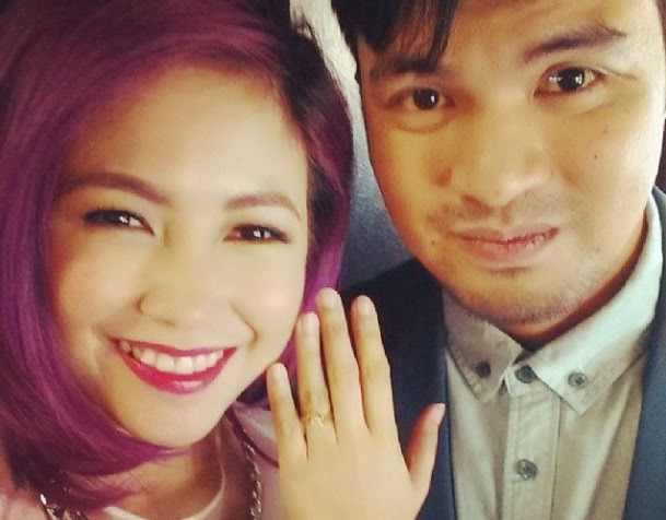 Yeng Constantino and Yan Asuncion are Engaged