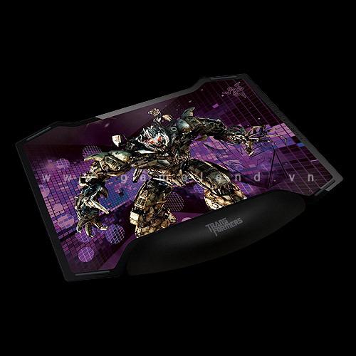 Razer ra mắt bộ sản phẩm ăn theo Transformers 3 18