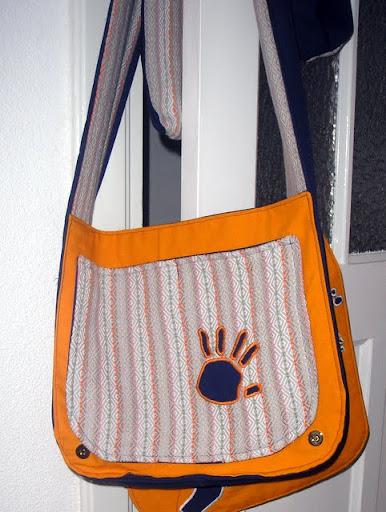 Draag-tas met handje