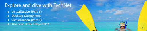 Dive into the Summer with TechNet