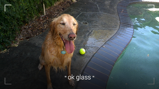 Google Glass Frame