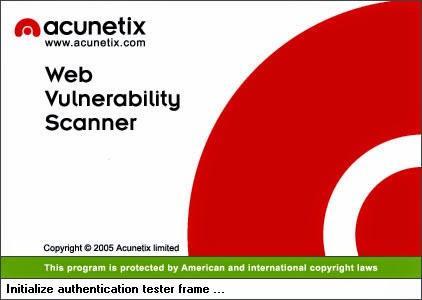 Phần mềm Acunetix
