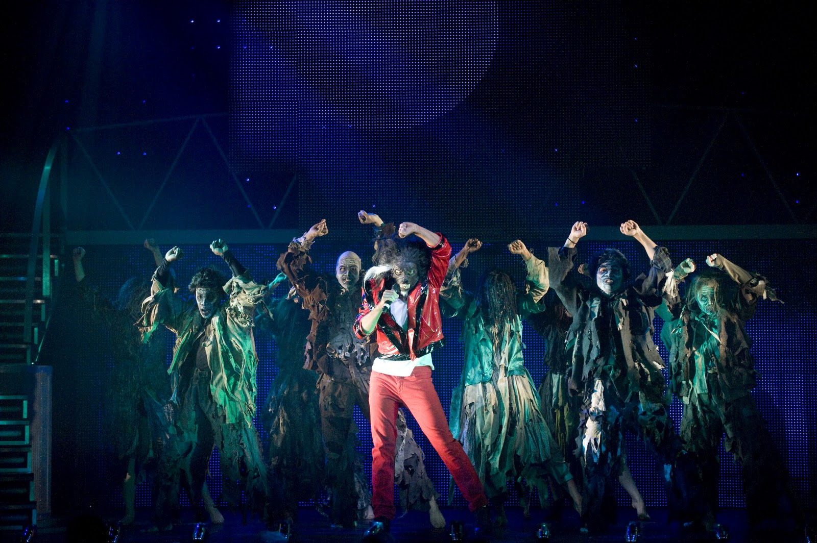 Thriller Live amplía hasta abril de 2015. Thriller+4