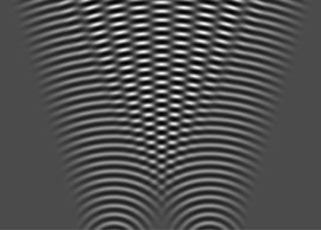 Don Mangus' It Only Hurts When I Smirk Network Pattern Wave Best Interference Pattern