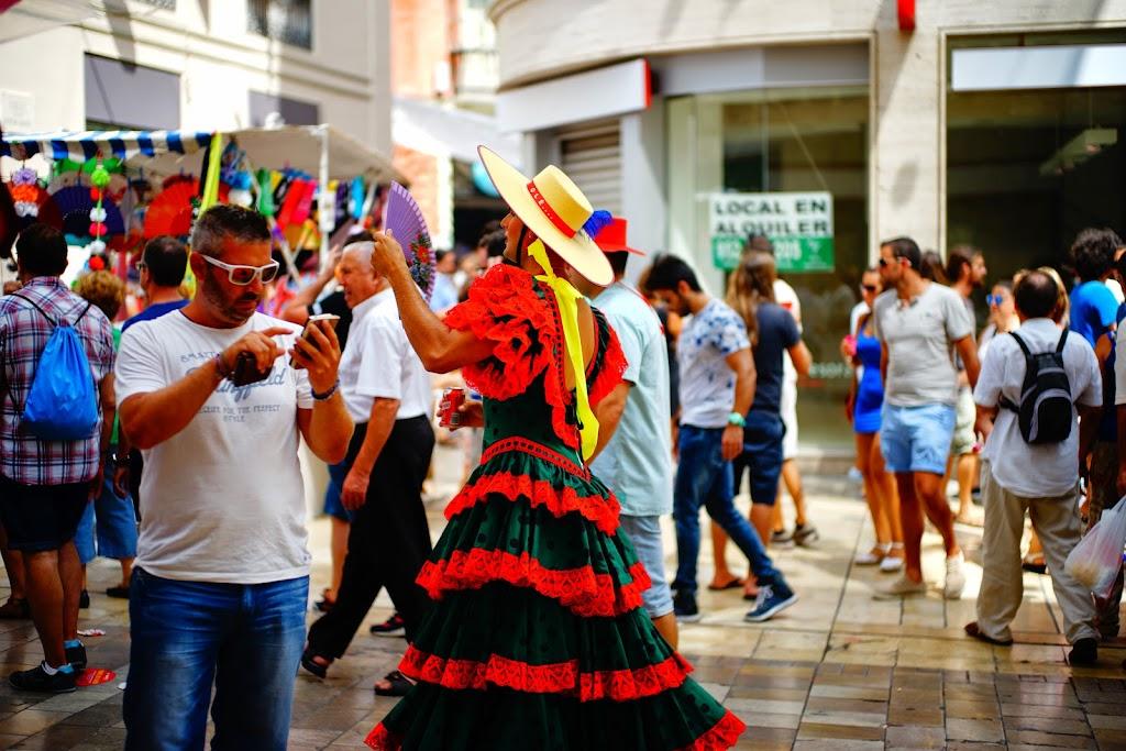 Feria de Málaga 2014