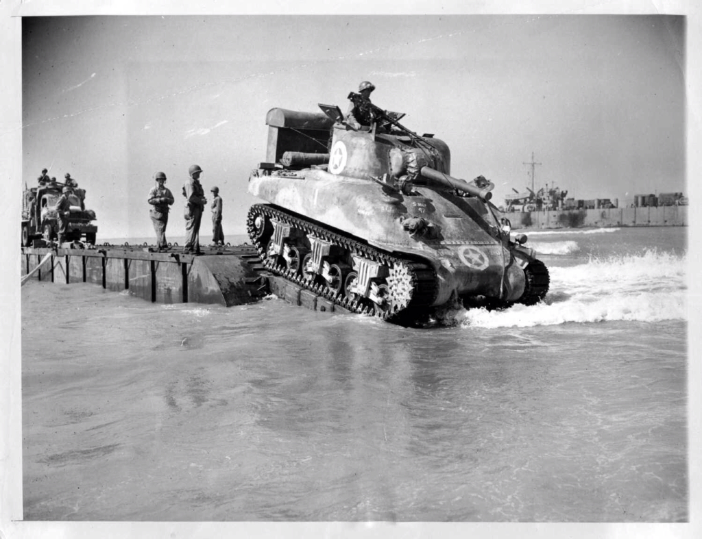 Operation Husky : The Untold Story of the Logistics of the Sicily Invasion