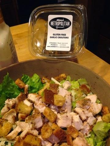 Metropolitan Gourmet Garlic Gluten-Free Croutons