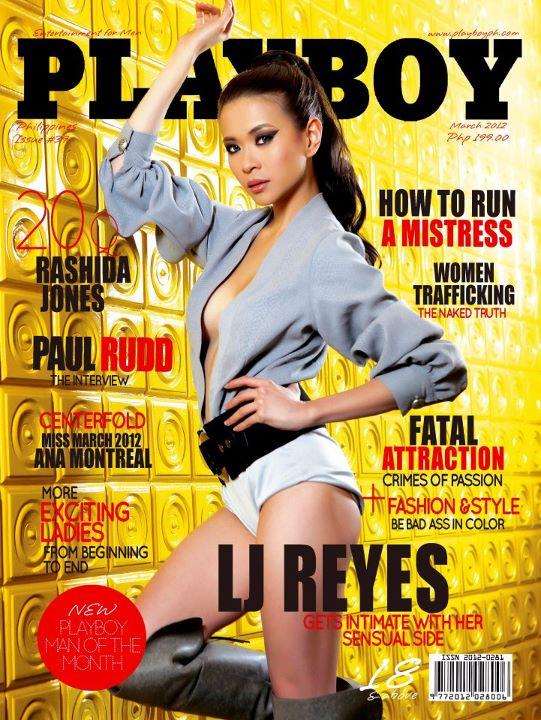 Revista Playboy Filipinas  Março 2012