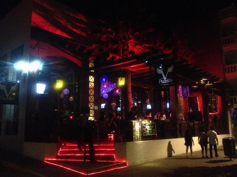 Discotecas del malecón de Puerto Vallarta