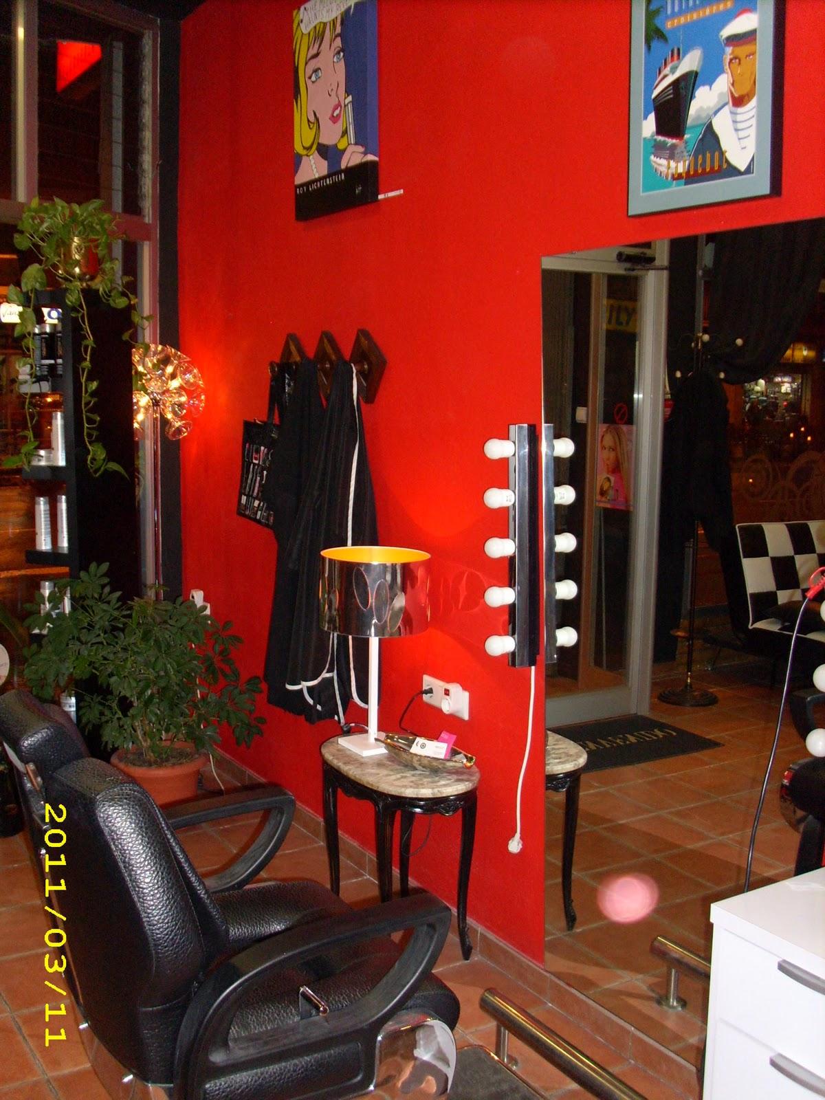 El baul de monica - Decoracion en peluquerias ...