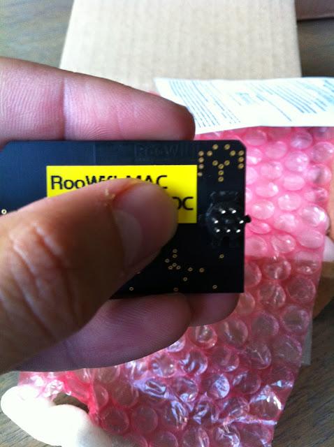 4 A relire : test de la carte RooWifi pour aspirateur Roomba
