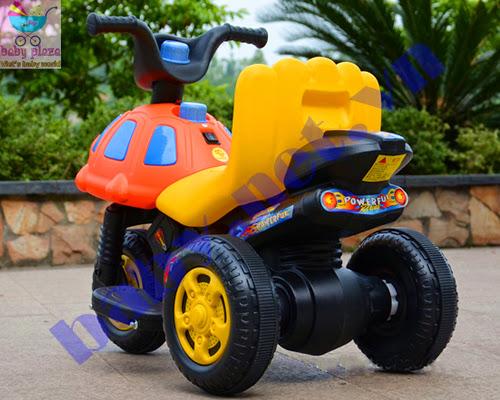 Xe điện ba bánh cho bé 3052