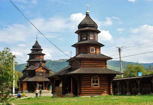Church of St. Prophet Elijah Dora village