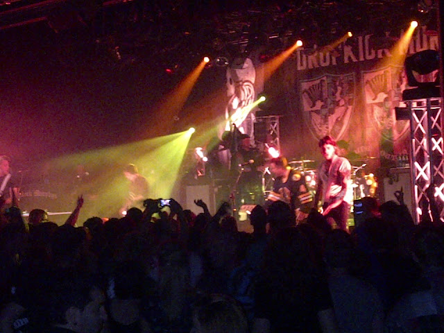 Dropkick Murphys We are the Champions Vancouver