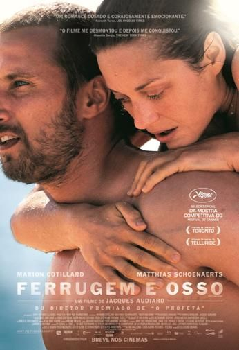 Ferrugem e Osso – BRRip AVI + RMVB Legendado