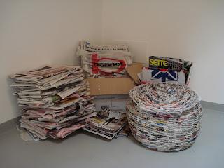 Joyce bandeira giornali giornali for Giornali arredamento casa