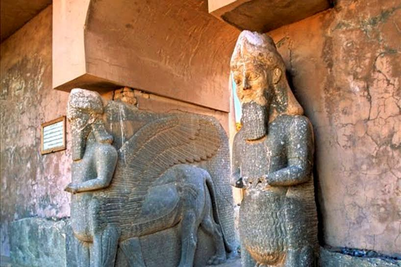 Iraq: UNESCO draws action plan to safeguard Iraqi heritage