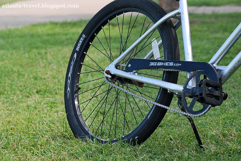 3G bikes cruisers