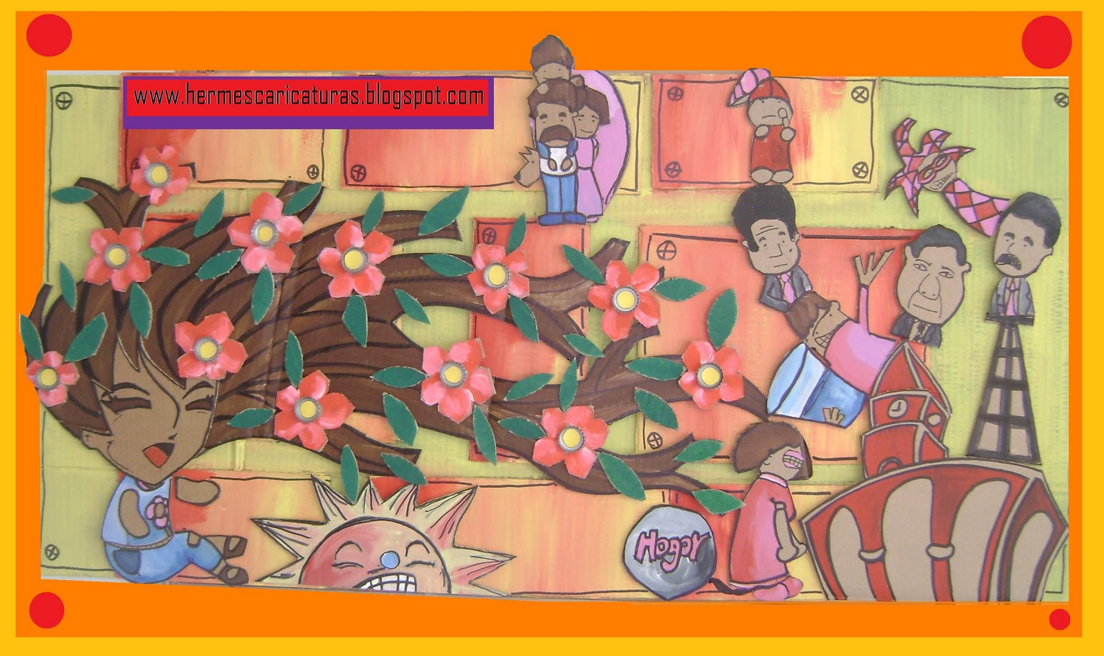 Videos about Como Decorar Periodico Mural Mes De Junio Preescolar