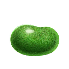 Una gelatina Tuttigusti + 1 al sapore di erba