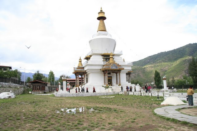 National monument stupa