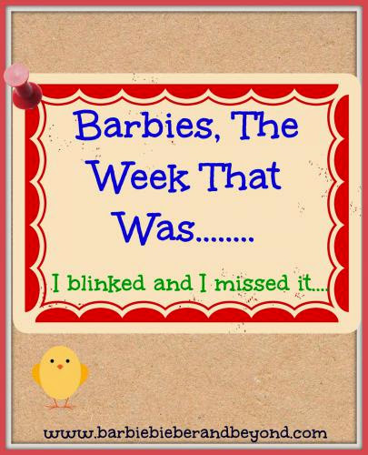 Barbies The Week That Was