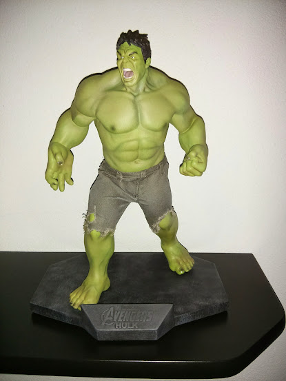 [Iron Studios] The Avengers: Hulk Statue 1/10 scale - Página 12 IMG_20140514_195822