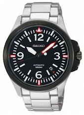 Seiko Automatic : SKZ291J1