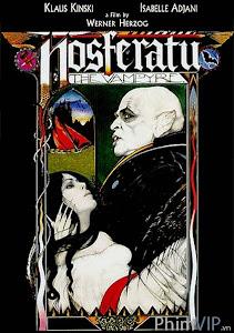 Ma Cà Rồng Nosferatu - Nosferatu The Vampyre poster