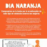 DIA NARANJA ¡ESTE 25 DE MARZO RECORDEMOS LOS DERECHOS DE LAS MUJERES PRIVADAS DE LIBERTAD!