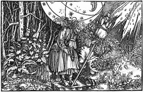 Of Witches And Saints Mother Demdike And Hildegard Von Bingen