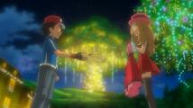 ¡La primera cita de Ash y Serena! ¡¡El árbol de las promesas y los regalos!! Pokemon XY