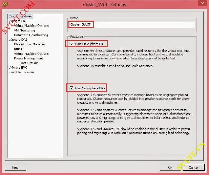 install VMware vSphere App HA 1